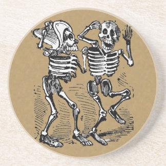 Posavasos Día de la danza muerta