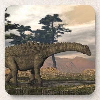 Posavasos Dinosaurio del Ampelosaurus