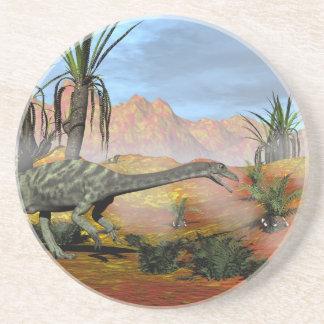 Posavasos Dinosaurio del Anchisaurus - 3D rinden