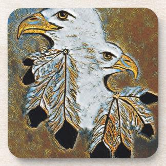 Posavasos Dos Eagles