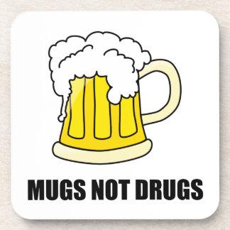 Posavasos Drogas de las tazas no