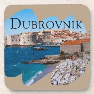 Posavasos Dubrovnik con una visión