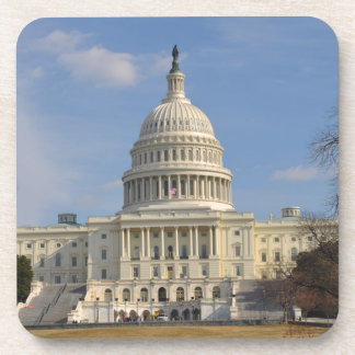 Posavasos Edificio de Capitol Hill del Washington DC