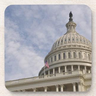 Posavasos Edificio de Capitol Hill en Washington DC