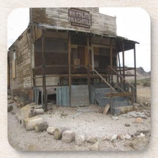 Posavasos Edificio mercantil de la riolita