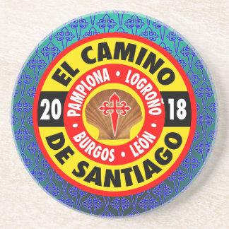 Posavasos EL Camino de Santiago 2018