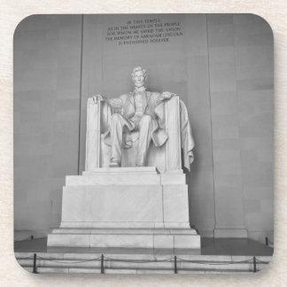 Posavasos El Lincoln memorial en Washington DC