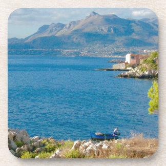 Posavasos El pescador siciliano