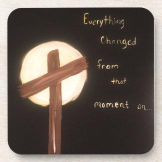 Posavasos El poder de la cruz