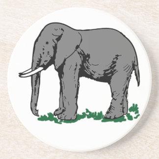 Posavasos Elefante