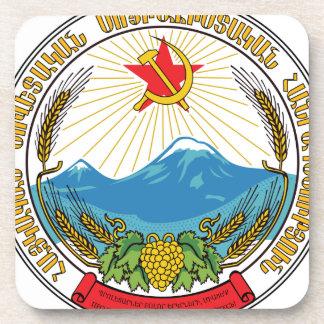 Posavasos Emblema de la república socialista soviética