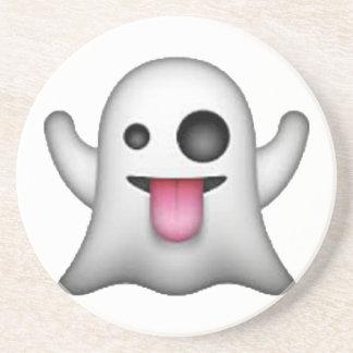 Posavasos Emoji - fantasma