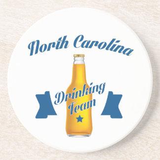Posavasos Equipo de consumición de Carolina del Norte