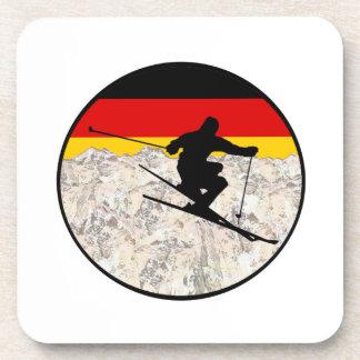 Posavasos Esquí Alemania
