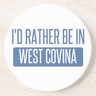 Posavasos Estaría bastante en Covina del oeste