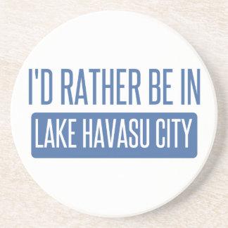 Posavasos Estaría bastante en la ciudad de Lake Havasu