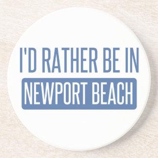 Posavasos Estaría bastante en la playa de Newport