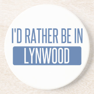 Posavasos Estaría bastante en Lynwood