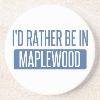 Posavasos Estaría bastante en Maplewood