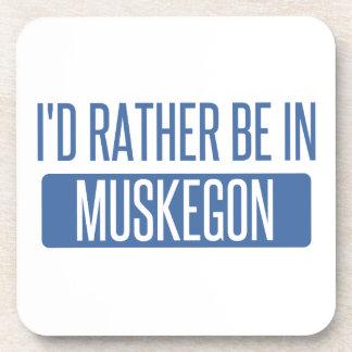 Posavasos Estaría bastante en Muskegon