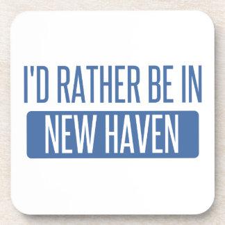 Posavasos Estaría bastante en New Haven