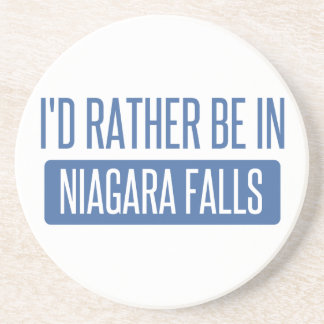 Posavasos Estaría bastante en Niagara Falls