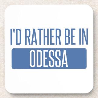 Posavasos Estaría bastante en Odessa