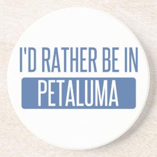 Posavasos Estaría bastante en Petaluma