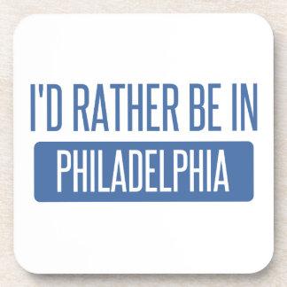 Posavasos Estaría bastante en Philadelphia