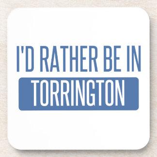 Posavasos Estaría bastante en Torrington