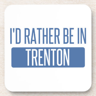 Posavasos Estaría bastante en Trenton