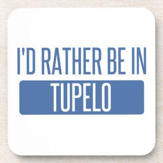 Posavasos Estaría bastante en Tupelo
