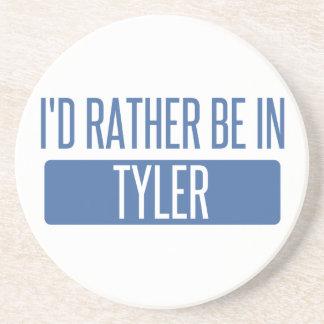 Posavasos Estaría bastante en Tyler