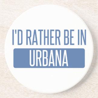 Posavasos Estaría bastante en Urbana