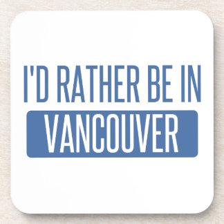 Posavasos Estaría bastante en Vancouver
