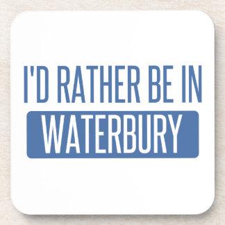 Posavasos Estaría bastante en Waterbury