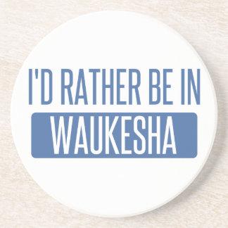 Posavasos Estaría bastante en Waukesha