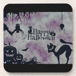 Posavasos Feliz Halloween