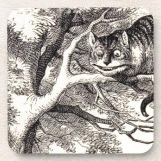 Posavasos Gato de Cheshire