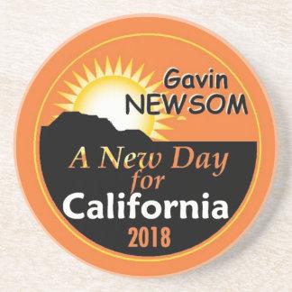 Posavasos Gobernador 2018 de Gavin NEWSOM