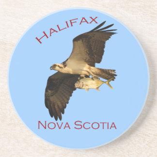 Posavasos Halifax, Nueva Escocia