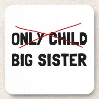 Posavasos Hermana grande del hijo único