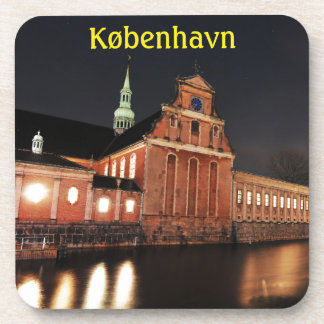 Posavasos Iglesia de Holmens (Kirke) en Copenhague,