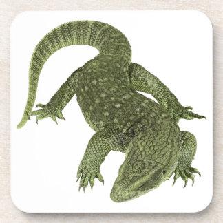 Posavasos Iguana disimulada de las Islas Galápagos