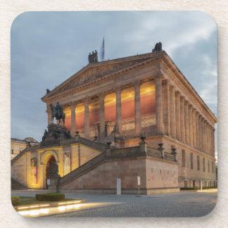 Posavasos Isla de museo en Berlín