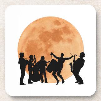 Posavasos Jazz del claro de luna