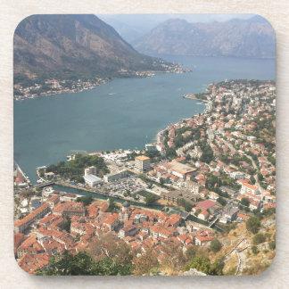 Posavasos Kotor, Montenegro