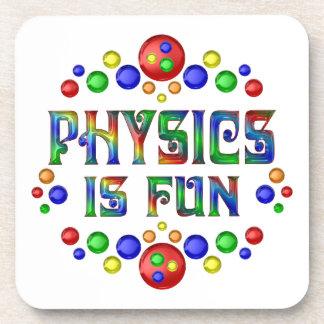 Posavasos La física es diversión