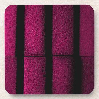 Posavasos Ladrillos púrpuras