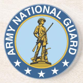 Posavasos Lema del Guardia Nacional del ejército siempre